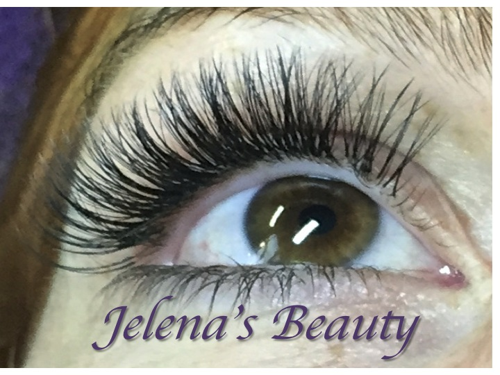 Russian Volume Eyelash Extensions Melbourne Jelenas Beauty Jelenas