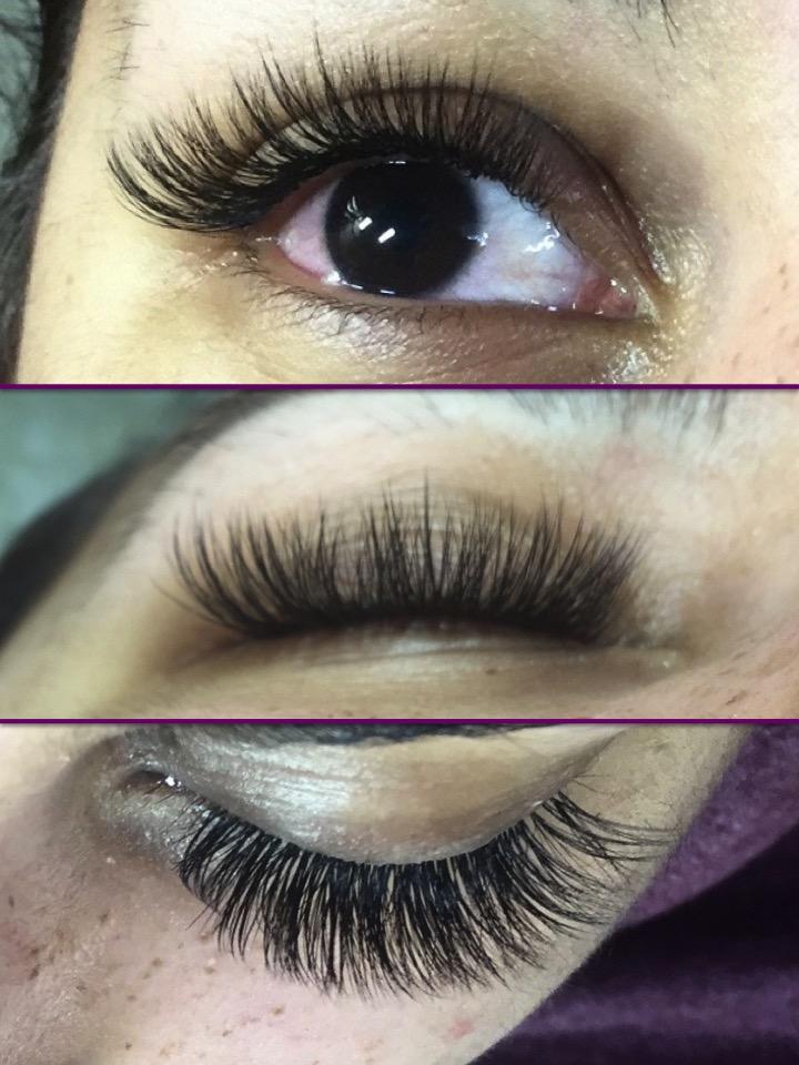 Classic Eyelash Extensions Melbourne Jelenas Beauty Jelenas Beauty