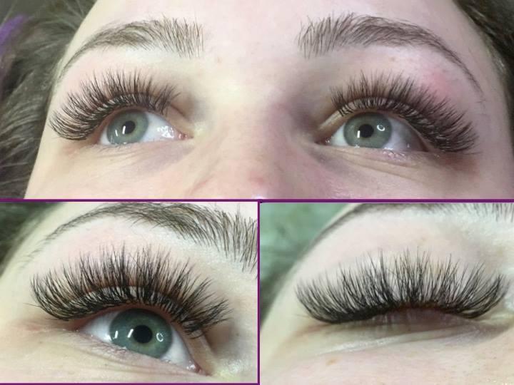 Natural Volume Eyelashes Extensions Melbourne Jelenas Beauty
